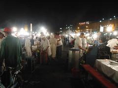Djemaa el Fna (erase) Tags: morocco marrakech djemaaelfna