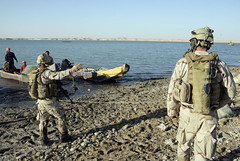 080711-M-1391M-014 (Marion Doss) Tags: fishermen id iraq 2008 nomads ips biometrics anbar combatcamera haditha operationiraqifreedom combatoperations july11 rawah patrolboat iraqicivilians detachment2 regimentalcombatteam5 euphratesriver coalitionforces rct5 identificationbadge securityprocedures multinationalforcewest censuspatrol