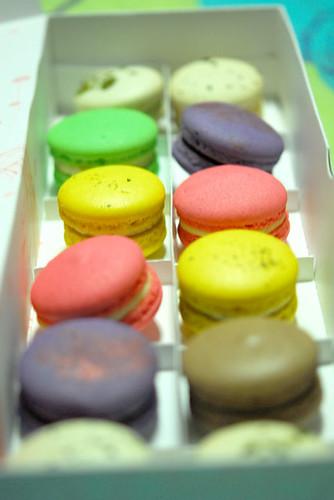 A box of Macarons - DSC_7176
