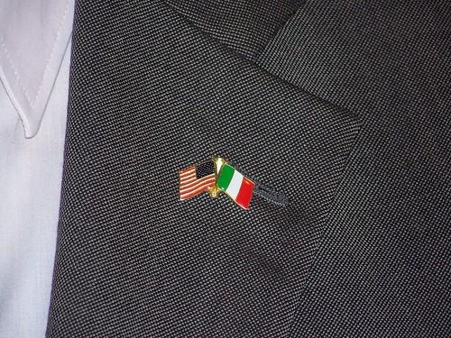 USA & Italy da Air Force One.