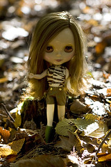 kimberly in autumn