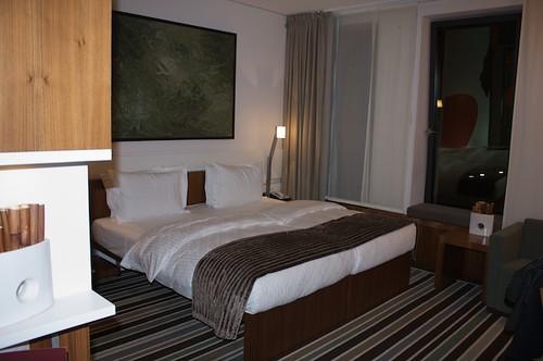 Hotelzimmer Concorde Berlin