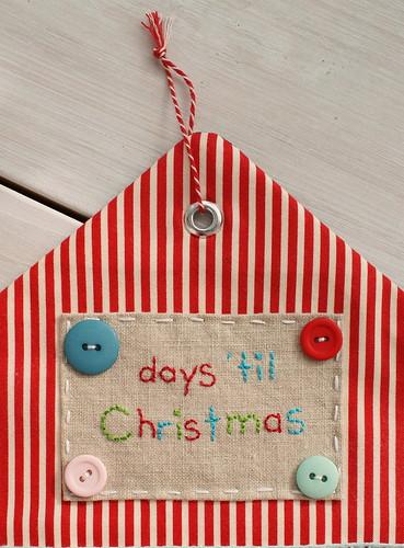 ... days 'til Christmas