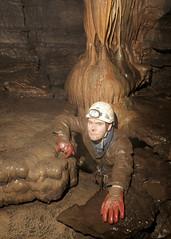 Aven D'oznog Ogof Pont Gam / Nant Rhin (dudley bug) Tags: limestone cave caving karst ogof caver ogofpontgam