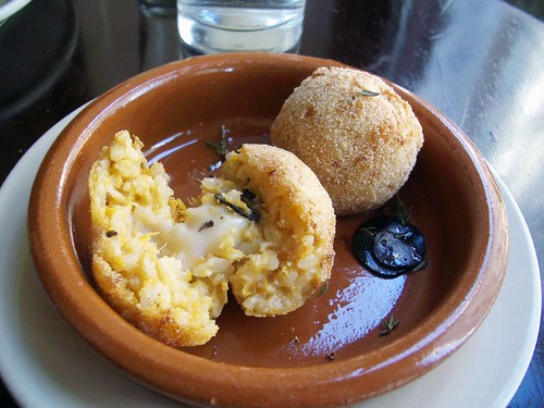 suppli innards @ inoteca