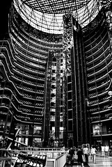 inside the Thompson Center (dicksoto) Tags: chicago thompsoncenter