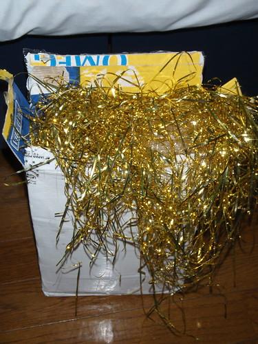 Paquete cargado de Navidad