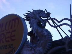 Plum Tree dragon