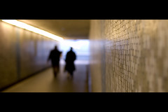 tiles (Homemade) Tags: london underpass dof tunnel tiles southlondon croydon wellesleyroad londonist concretewindow nikkor35mmf2 nikon35mmf2 concretewindows