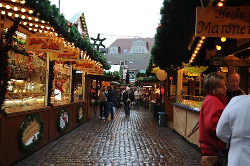 Lübeckのクリスマスマーケット