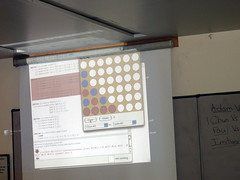 Connect 4 tournament in AI course - 4