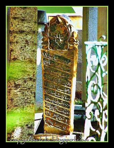 Ottoman Headstone