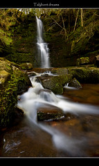 Falls returned (Leighton Roberts) Tags: longexposure trees portrait cliff color colour tree green love wet water beautiful grass wales trek river landscape geotagged outdoors early waterfall moss movement woods nikon rocks exposure mud stones walk low memories falls waterfalls stunning flowing welsh ferns splash wellies meet outing leighton wfc cs3 araf talybont sigma1020 earlybirds wetknees nikond90 welshflickrcymru waterfallcountry leightonroberts reallycoolphotos reallycoolphoto