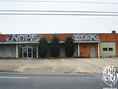 Nope Dtek (DTEK28) Tags: atlanta graffiti nope dtek