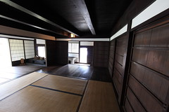 Japanese traditional style SAMURAI house / ( ) (TANAKA Juuyoh ()) Tags: old house architecture japanese design high ancient interior room traditional style hires tatami resolution  5d hi samurai residence res  markii