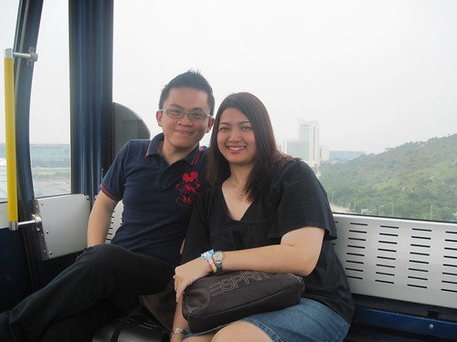 Ngong Ping 360 Cable Car - Crystal Cabin