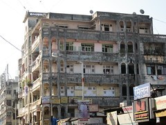 MWS - Apartments (2) (andthemonkey) Tags: india bombay mumbai galli dadar phool