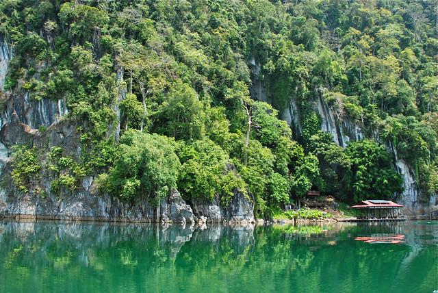 Malaysia - Terengganu - Tasik Kenyir - Taman Negara - Gua Bewah