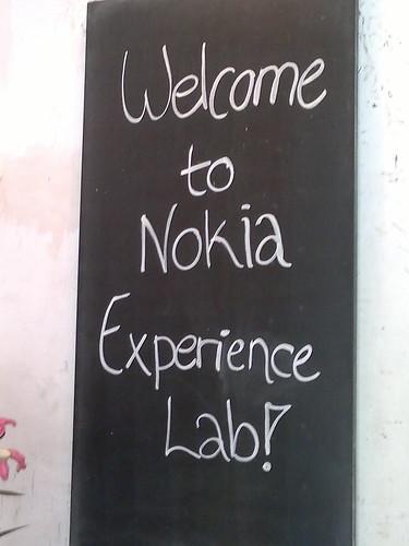 NOKIA Experience Lab #nokialabDE