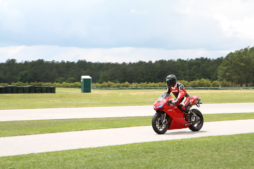 Ducati 1098 Desmo track day Carolina motor sports park