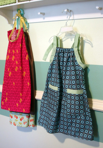 Dresses for orphans {3 down}