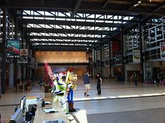 Pixar Lobby