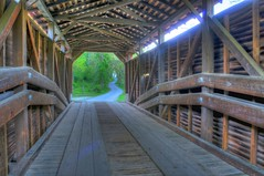 Foxcatcher Farm Covered Bridge (jcbwalsh) Tags: bridge md maryland covered fairhill jameswalsh foxcatcherfarm