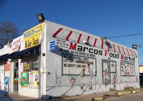 Marcos Food Market