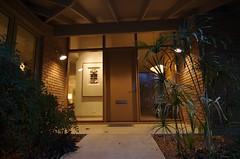 MCM (Tilton Lane) Tags: ranch house architecture modern night dallas nikon dusk modernism tokina1224 midcenturymodern landscapearchitecture mcm atomicranch