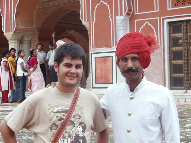 """""""One tip please"""" en Jaipur"""