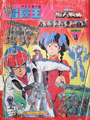 Macross magazine (almost twenty years ago)