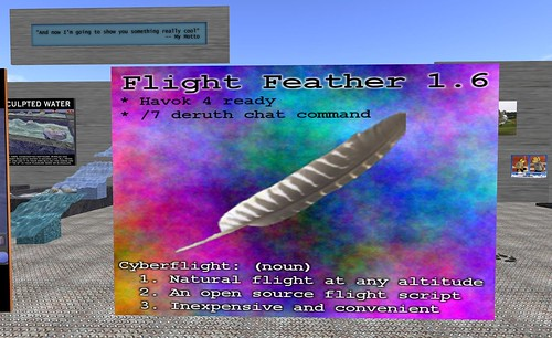 terrain graphics chat shoot break open natural mesh altitude avatar flight feather any m assist secondlife 200 animation ready barrier lame script expensive popular 75 stable command source height argent assistance hover torley convenient stonecutters slbuzz dalliez lostfurest cyberflight