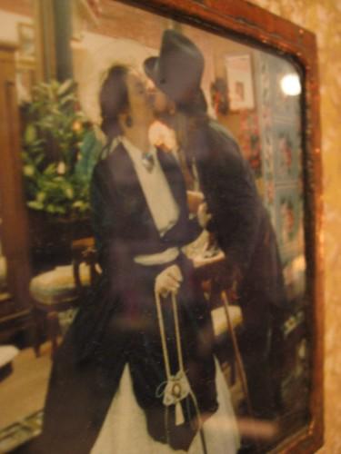 Victorian Kiss