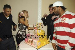 nelly polow da don fergie Quentin Tarantino Birthday party 2