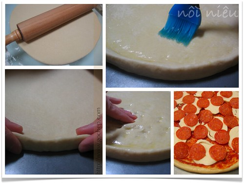 Pepperoni Pizza Method