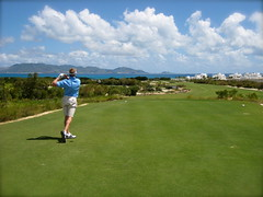 TEMENOS GOLF CLUB Anguilla, British West Indies