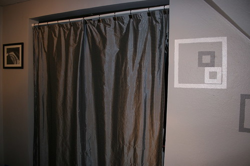 Curtain Closet Door