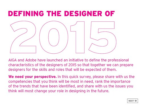 Defining the Designer of 2015
