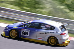 Seat Leon Supercopa (www.nordschleife-video.de) Tags: auto cars car race racecar germany deutschland seat racing eifel vehicles leon vehicle autos 2008 vln motorsport rheinlandpfalz nordschleife nrburgring seatleon sportwagen grnehlle rennwagen fuchsrhre 689