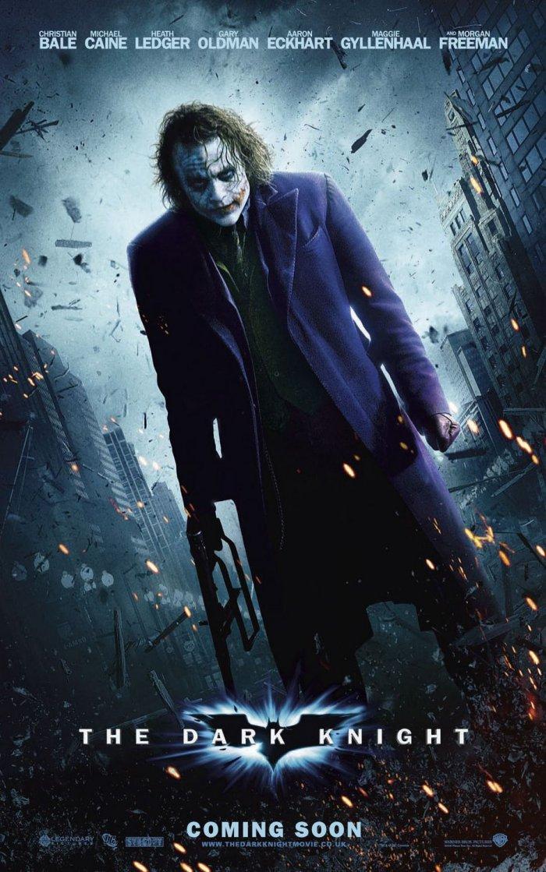 The Dark Knight - Joker Poster
