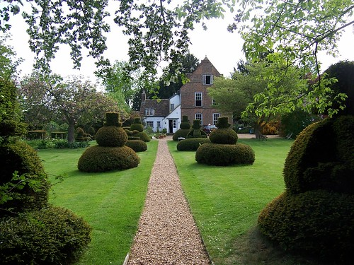 The Manor at Hemingford Grey