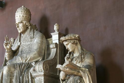 Grabmal Papst Pius VII.