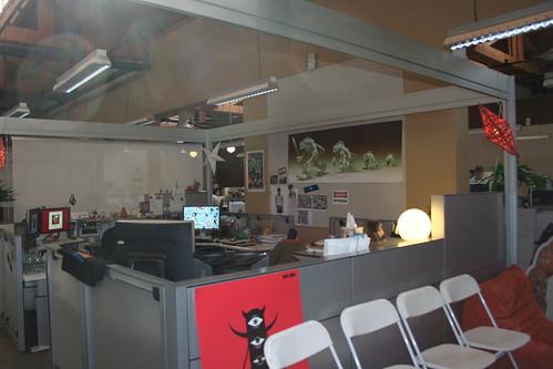 Maxis studios