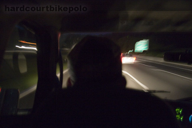 paul driving