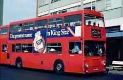 085-23 DMS666 on the 164 at Morden (Sou'wester) Tags: bus london buses 164 publictransport lrt lt daimler morden leyland fleetline parkroyal londontransport tfl dms dms666