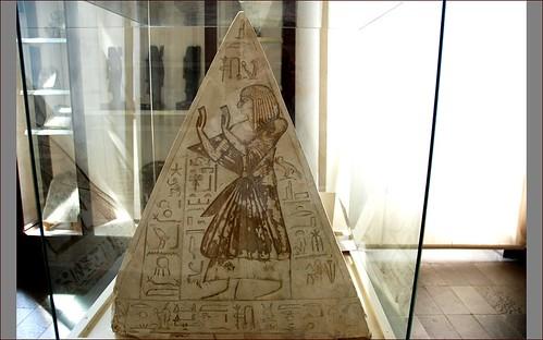 2008_0610_160413AA Egyptian Museum, Turin por Hans Ollermann.