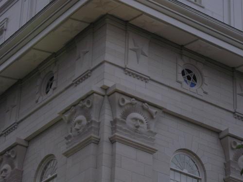 The Trumpet Stone Lds Temple Symbols Starstones 5 Pointed Stars