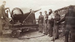 300 Pound Parrot Gun - 1/2 of a Civil War Stereo (Photo_History - Here but not Happy) Tags: union civilwar warbetweenthestates parrotgun