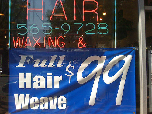 Hair salon in Silver Spring - Taken With An iPhone