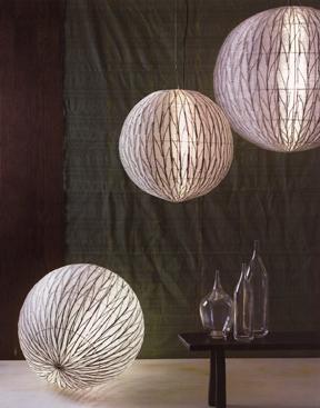 Roost Cebu Sphere Lamps